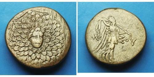 1 AE2 Antigua Grecia (1100BC-330) Bronce