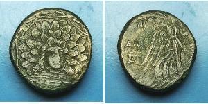 1 AE2 Antikes Griechenland (1100BC-330) Bronze