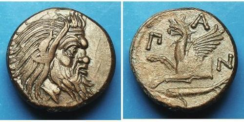 1 AE2 Grèce antique (1100BC-330)