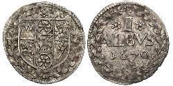 1 Albus Deutschland Silber