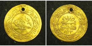 1 Altin Османская империя (1299-1923) Золото