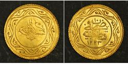 1 Altin Osmanisches Reich (1299-1923) Gold