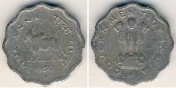 1 Anna Indien (1950 - ) Kupfer/Nickel