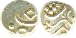 1 Anna India (1950 - ) Silver