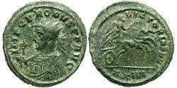 1 Antoninian Römische Kaiserzeit (27BC-395) Bronze Probus (232-282)