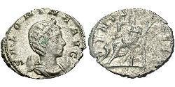 1 Antoninian Römische Kaiserzeit (27BC-395) Silber Salonina (?-268)