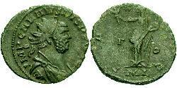 1 Antoninianus Roman Empire (27BC-395)  Carausius (?-293)