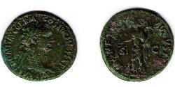 1 As Roman Empire (27BC-395) Copper