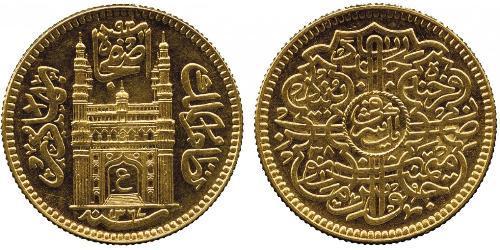 1 Ashrafi Индия Золото