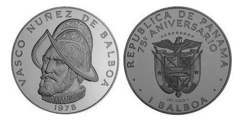 1 Balboa Panamá Rame/Nichel Vasco Núñez de Balboa (1475 – 1519)