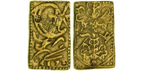 1 Bu Сёгунат Токугава (1600-1868) Золото