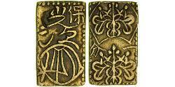 1 Bu Tokugawa shogunate (1600-1868) Gold