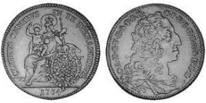 1 Carolin Electorate of Bavaria (1623 - 1806) Gold