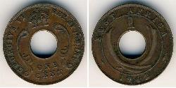1 Cent East Africa Bronze