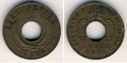 1 Cent East Africa Bronze