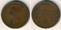 1 Cent Sri Lanka/Ceylon Copper