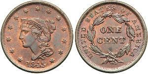 1 Cent USA (1776 - ) Copper