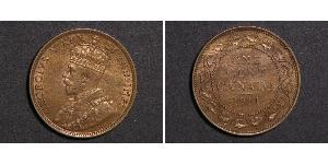 1 Cent Kanada Kupfer George V (1865-1936)