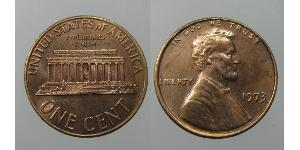 1 Cent Vereinigten Staaten von Amerika (1776 - ) Tin/Kupfer/Zink