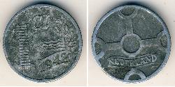 1 Cent Kingdom of the Netherlands (1815 - ) Zinc