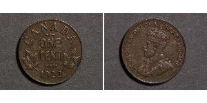1 Cent Canada  George V (1865-1936)