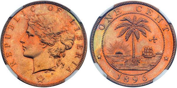 1 Cent Liberia