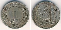 1 Cent North Borneo (1882-1963)