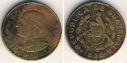 1 Centavo 危地马拉 黃銅