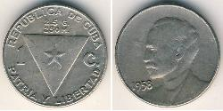1 Centavo Cuba Níquel/Cobre