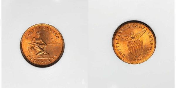1 Centavo Philippinen