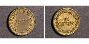1 Centavo République dominicaine