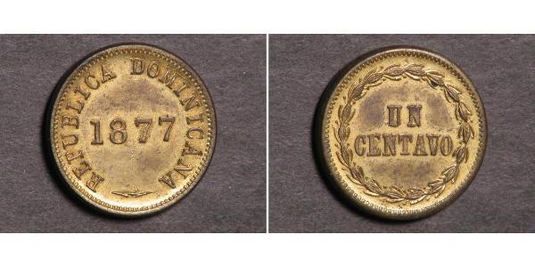 1 Centavo République dominicaine