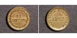 1 Centavo República Dominicana