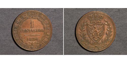 1 Centesimo Italy Copper