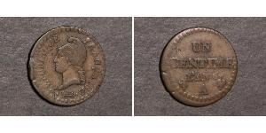 1 Centime France Copper