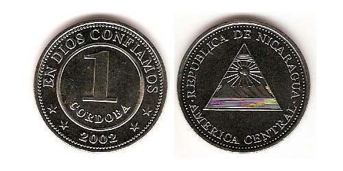 1 Cordoba Nicaragua