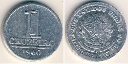 1 Cruzeiro Brasilien Aluminium