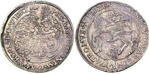 1 Daalder Королевство Нидерланды (1815 - ) Серебро Philip de Montmorency (1524 - 1568)