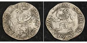 1 Daalder Королівство Голландія (1806 - 1810) / Королівство Нідерланди (1815 - ) Срібло