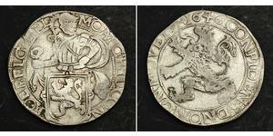 1 Daalder Provinces-Unies (1581 - 1795) Argent
