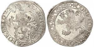 1 Daalder Royaume de Hollande (1806 - 1810) / Royaume des Pays-Bas (1815 - ) Argent