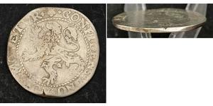 1 Daalder Königreich der Niederlande (1815 - ) / Königreich Holland (1806 - 1810) Silber