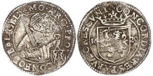1 Daalder Republik der Sieben Vereinigten Provinzen (1581 - 1795) Silber