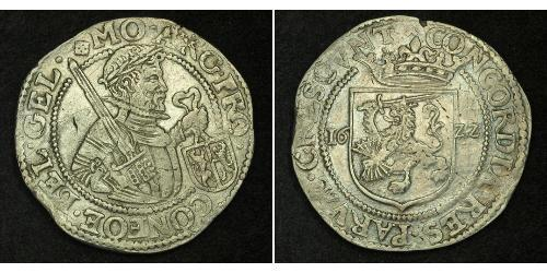 1 Daalder Dutch Republic (1581 - 1795) Silver