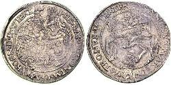 1 Daalder Kingdom of the Netherlands (1815 - ) Silver Philip de Montmorency (1524 - 1568)