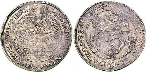 1 Daalder Kingdom of the Netherlands (1815 - ) Silver Philip de Montmorency (1524 - 1568)