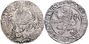 1 Daalder Kingdom of the Netherlands (1815 - ) / Kingdom of Holland (1806 - 1810) Silver