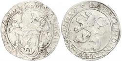 1 Daalder Netherlands Silver