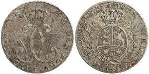 1 Daler / 1 Speciedaler 挪威 銀