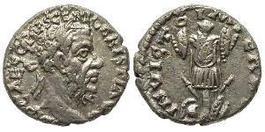 1 Denario Impero romano (27BC-395) Argento Pescennio Nigro (135-194)